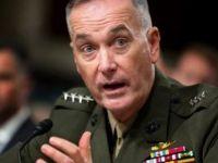 ABD Genelkurmay Başkanı Orgeneral Dunford Afganistan'da