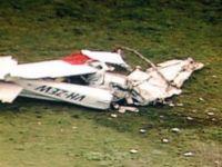 Avustralya'da uçak kazası
