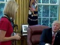 Son dakika… ABD lideri Trump'tan çok büyük saygısızlık!