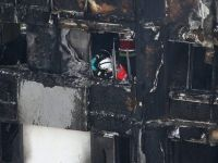 Londra'daki yangın faciası Almanya'da bina boşalttırdı