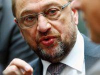 SPD lideri Schulz'dan Erdoğan'a çok sert sözlerle veto