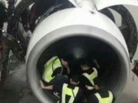 80 yaşındaki yolcunun bozuk para totemi uçuşu 5 saat geciktirdi