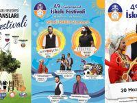 """""""49. Geleneksel İskele Festivali"""", yarın başlıyor"""