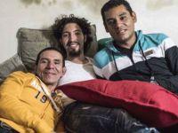 Dünyada ilk: Kolombiya'da üç erkeğin birbirleriyle 'evlenmesine' onay