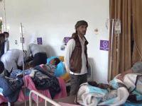 Yemen'de kolera salgını 2 ayda 784 kişinin canını aldı