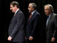 Akıncı'dan Guterres'e mektup.. 5'li toplantı için devreye gir!