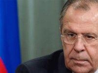 Lavrov: Suriye'nin kuzeyi rejimin kontrolünde olmalı