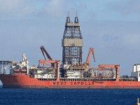 West Capella sekiz aşamadan ilkini tamamladı: 2 bin 430 metre derinliğe ulaşıldı