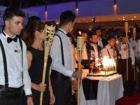 Akdeniz Karpaz Üniversitesi üçüncü mezunlarını verdi