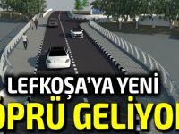 LTB'den Lefkoşa'ya yeni köprü!