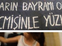 "Cumhurbaşkanlığı'nda eylem girişimi: ""Acıların bayramı olmaz!"""