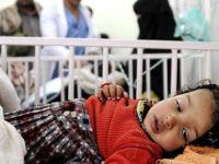 Yemen'de 7 ayda 832 çocuk hayatını kaybetti