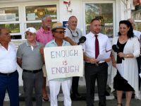 Kıbrıslı Türklere Adalet Platformu, Guterres'e mektup yolladı