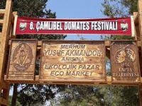 Çamlıbel 6. Domates Festivali 28-30 Temmuz'da gerçekleşecek