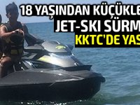 Jet-Ski kabusu yıllardır devam ediyor!