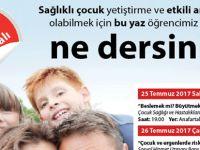 Girne Belediyesi 'Ebeveyn Destek Programı'nda dersler bugün başlıyor