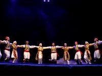 Beyarmudu Belediyesi Halk Dansları Topluluğu İspanya'da festivale katıldı