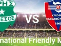 Karabük, Limassol maçının galibi Karabük Spor