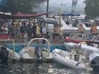 Kıbrıs'ın güneyinde tekne kazası: 1 ölü, 5 yaralı