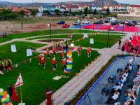 """İskele'de """"Güzelyalı Beykoz Parkı"""" açıldı"""