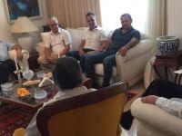 Kıbrıslı Türk ve Rum sendikalardan Küba'ya destek