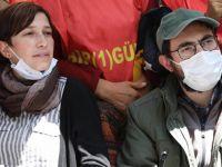 Nuriye Gülmen ve Semih Özakça hastaneye getirildi