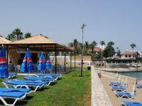 Karaoğlanoğlu Belediye Plajı halk plajı olarak açılıyor