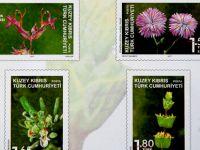 "Yeni pul serisi: ""Endemik bitkiler"""