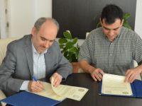 DAÜ ve İran Guilan Üniversitesi arasında protokol imzalandı