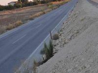 Dikkat, Azrail bu yolda pusu kurdu !.. Karpaz'da neler oluyor?