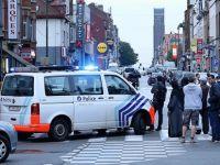 Brüksel'deki bomba alarmı: Ateş açılan araçta patlayıcı bulunmadı
