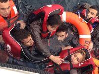İnsan kaçakçılarının denize attığı sığınmacılar boğuldu