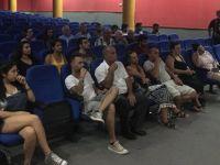 Bağımsız Kıbrıs Lefke'deydi: Sanayi Holding belgeseli izlendi