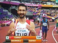 Milli gururumuz Yiğitcan, Bolt'un son faal yarışında koşacak