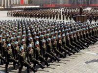 ABD tehdidine karşı 3.5 milyon Kuzey Koreli gönüllü olarak orduya başvurdu