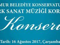 Girne'de Türk Sanat Müziği konseri düzenleniyor