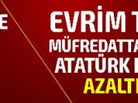 İdris: Evrim teorisi müfredattan atılacak, Atatürk konuları azaltılacak
