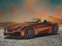 Yeni BMW Z4, konsept modeliyle karşımızda!