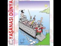 KTGB: Mayıs ayında yayımlanan karikatür Ağustos ayında gündeme geldi