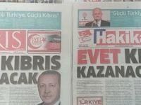 Kıbrıs Gazetesi'nden beklenmedik açıklama: Türkiye karşıtı olsaydık bunu yapmazdık
