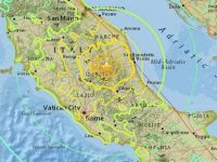 İtalya'daki depremde ölü sayısı 2'ye çıktı