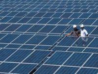 Güneş panellerinin elektrik üretim kapasitesi 'ilk defa nükleeri geçecek'