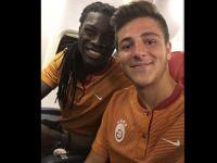Kıbrıslı Türk golcü Sivri Galatasaray'ın A takımında maça çıkıyor!