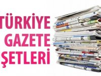 Türkiye gazete manşetleri