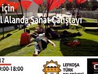 LTB-EMAA iş birliğinde Lefkoşa için kamusal alanda sanat çalıştayı