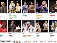 15.Tiyatro Festivali bu akşam başlıyor