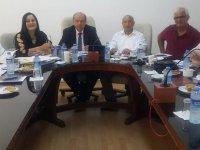 Cumhuriyet Meclisi, Ekonomi, Maliye, Bütçe ve Plan Komitesi bugün toplandı