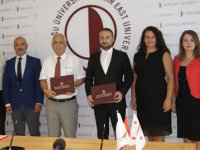 YDÜ ile  Kuzey Kıbrıs Türk Kızılay'ı arasında protokol imzalandı