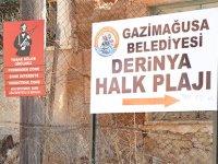"""Mağusa Belediyesi'nden """"Derinya"""" açıklaması"""