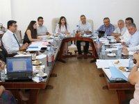 Meclis Komitesi Seçim Yasa Tasarısını görüşmeyi sürdürdü